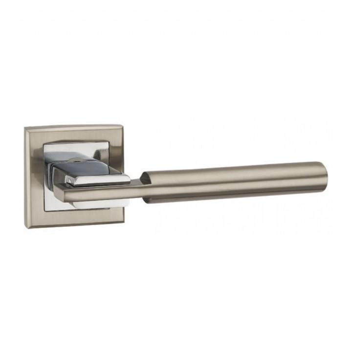 Ручка раздельная CITY TL SN/CP-3 матовый никель/хром
