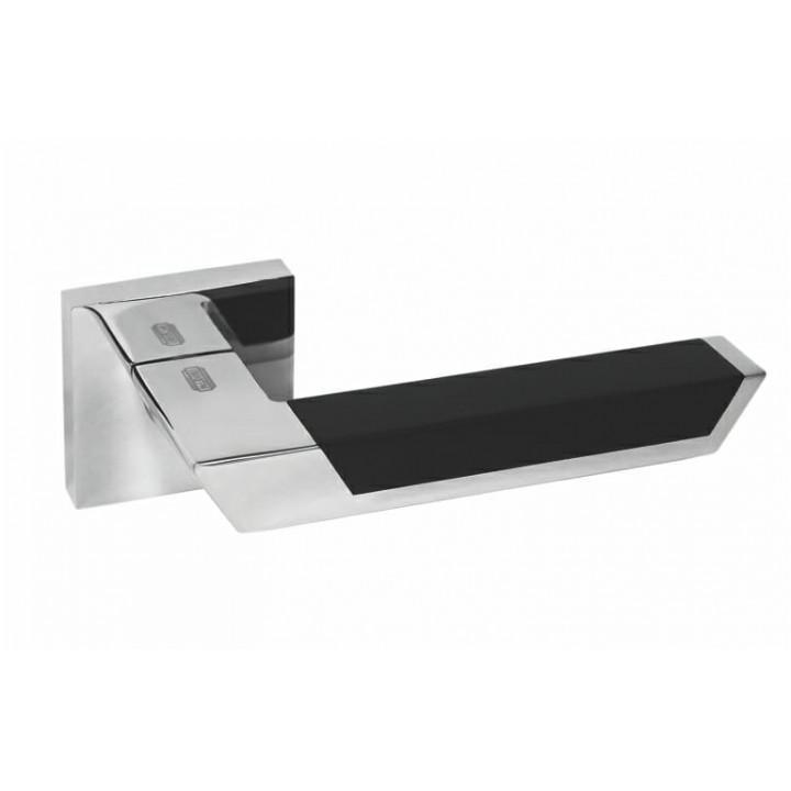 PALIDORE Ручка 606 ВН/РС (черный никель/хром)