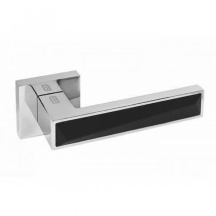 PALIDORE Ручка 602 ВН/РС (черный никель/хром)