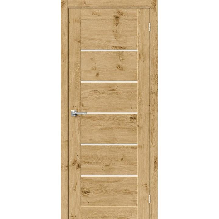 Межкомнатная шпонированная дверь Вуд Модерн-22 Ivory в Белгороде