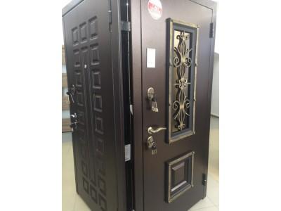 Как выбрать теплые входные двери?