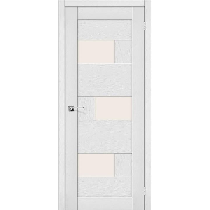 Межкомнатная дверь эко шпон Легно-39 Virgin в Белгороде