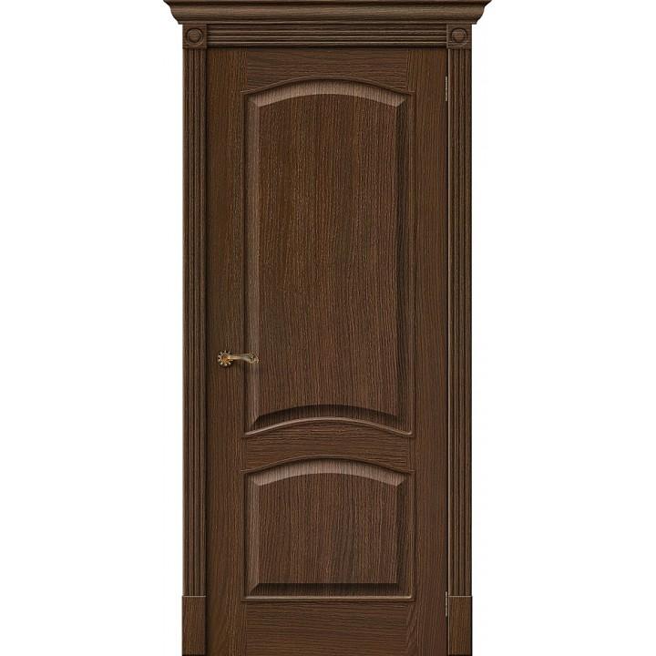 Межкомнатная шпонированная дверь  Вуд Классик-32 Golden Oak в Белгороде на Преображенской 120. Производства Беларусь