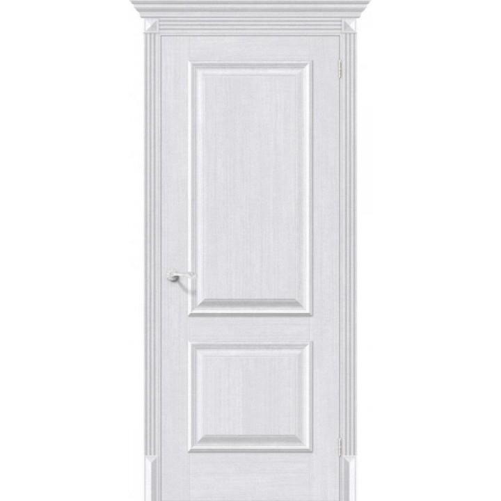 Межкомнатная дверь экошпон   Классико-12 Milk Oak в Белгороде