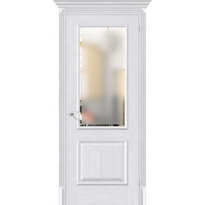 Межкомнатная дверь экошпон  Классико-13 Milk Oak в Белгороде
