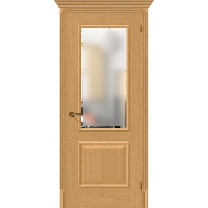 Межкомнатная дверь экошпон Классико-13 Real Oak в Белгороде