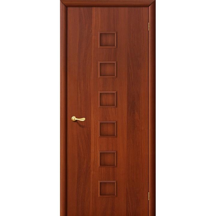 Дверь межкомнатная ламинированная 1Г Л-11 Итал Орех в Белгороде