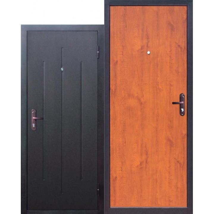 Входная дверь Стройгост 5-1 Золотистый дуб