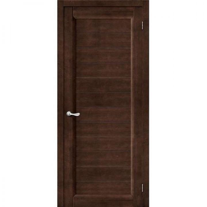 Межкомнатная дверь из массива Тассо-2 Т-50 (Венге)