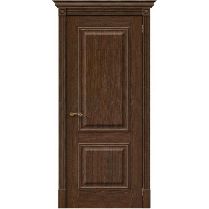 Межкомнатная шпонированная дверь Вуд Классик-12 Golden Oak в Белгороде