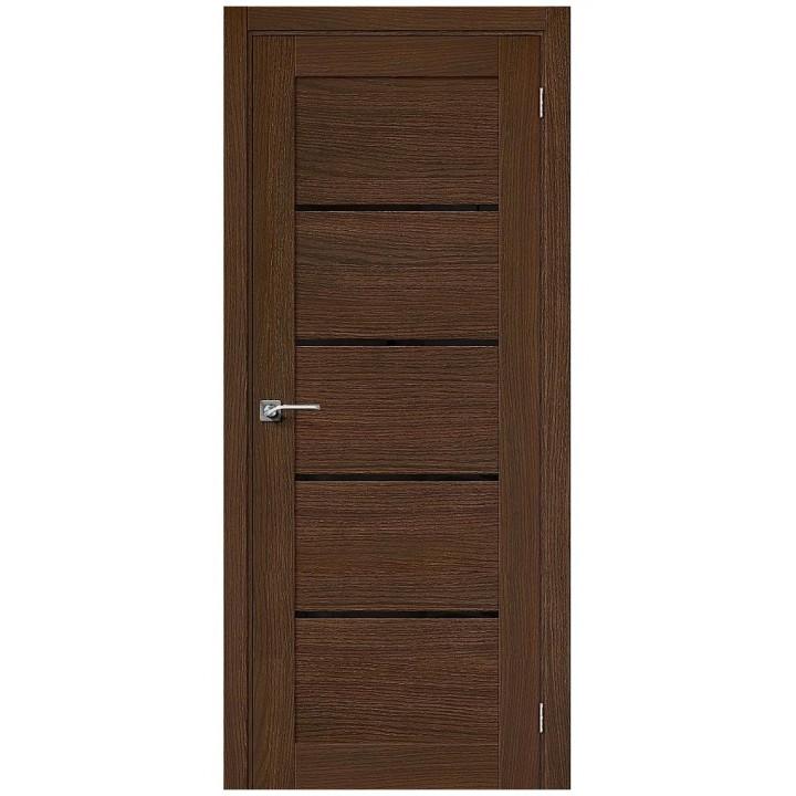 Межкомнатная шпонированная дверь  Вуд Модерн-22 Golden Oak в Белгороде